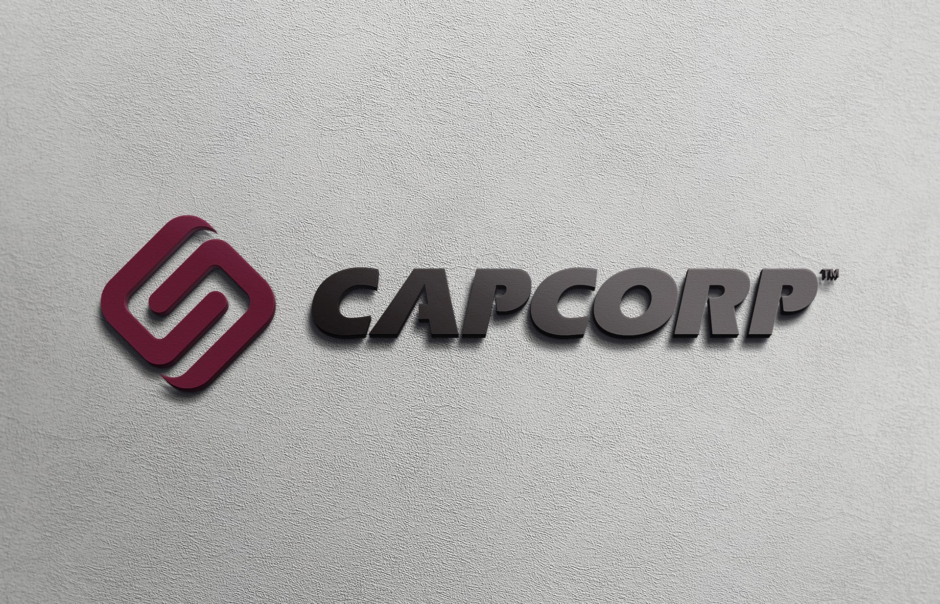 CAPCORP - Logo Sign
