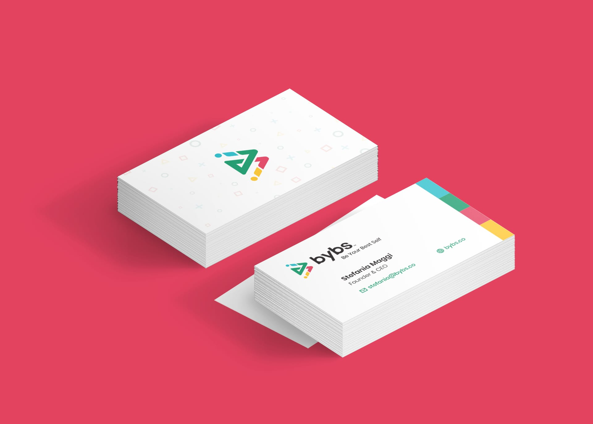 BYBS - Business Card Design